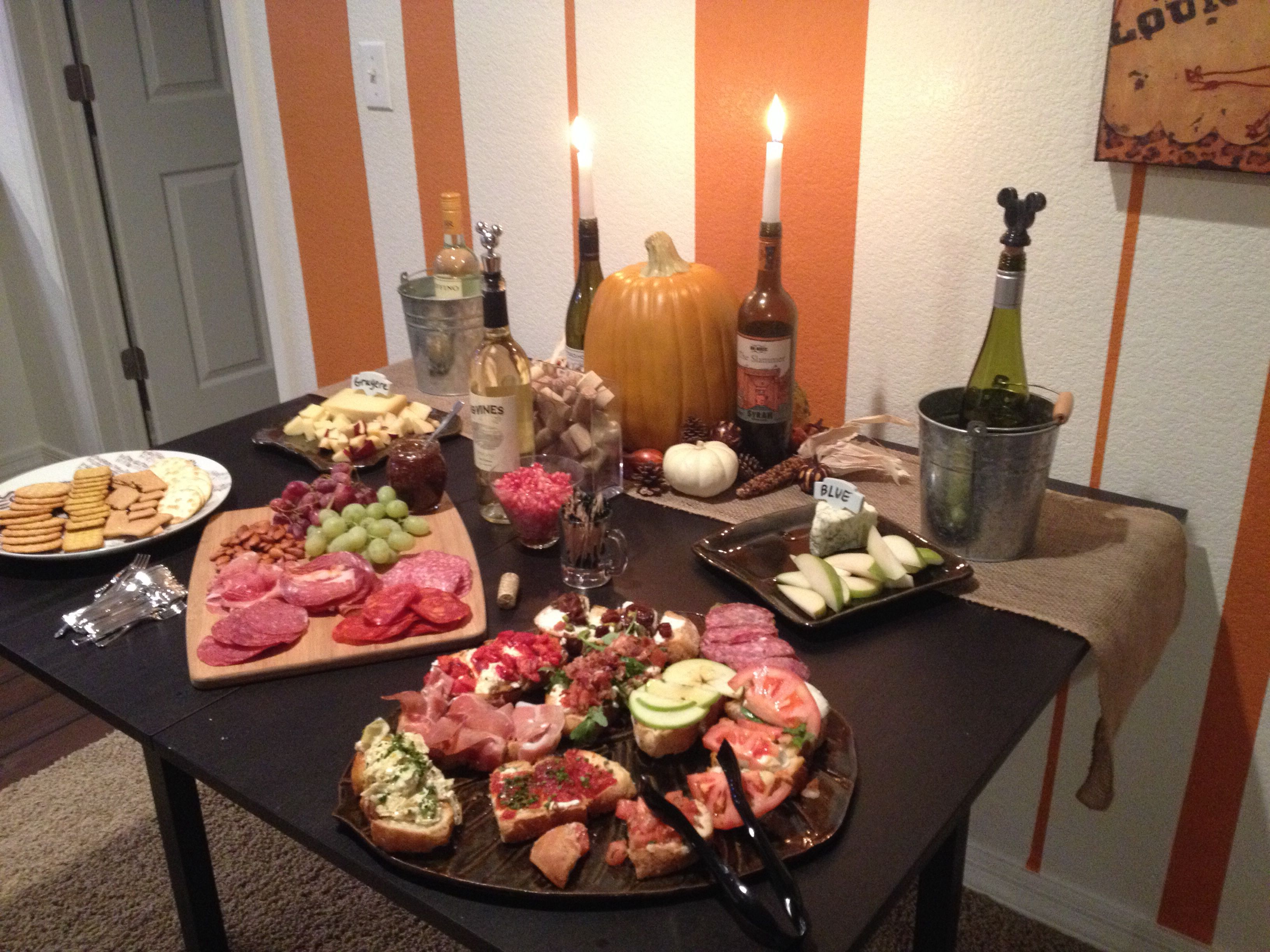 Wine and cheese party layout ideas #wine #cheese   Parties ...