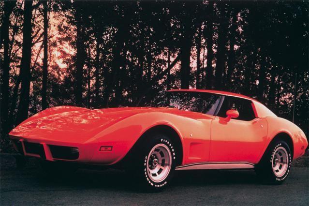 Corvette History And Evolution 1977 Corvette Chevrolet Corvette