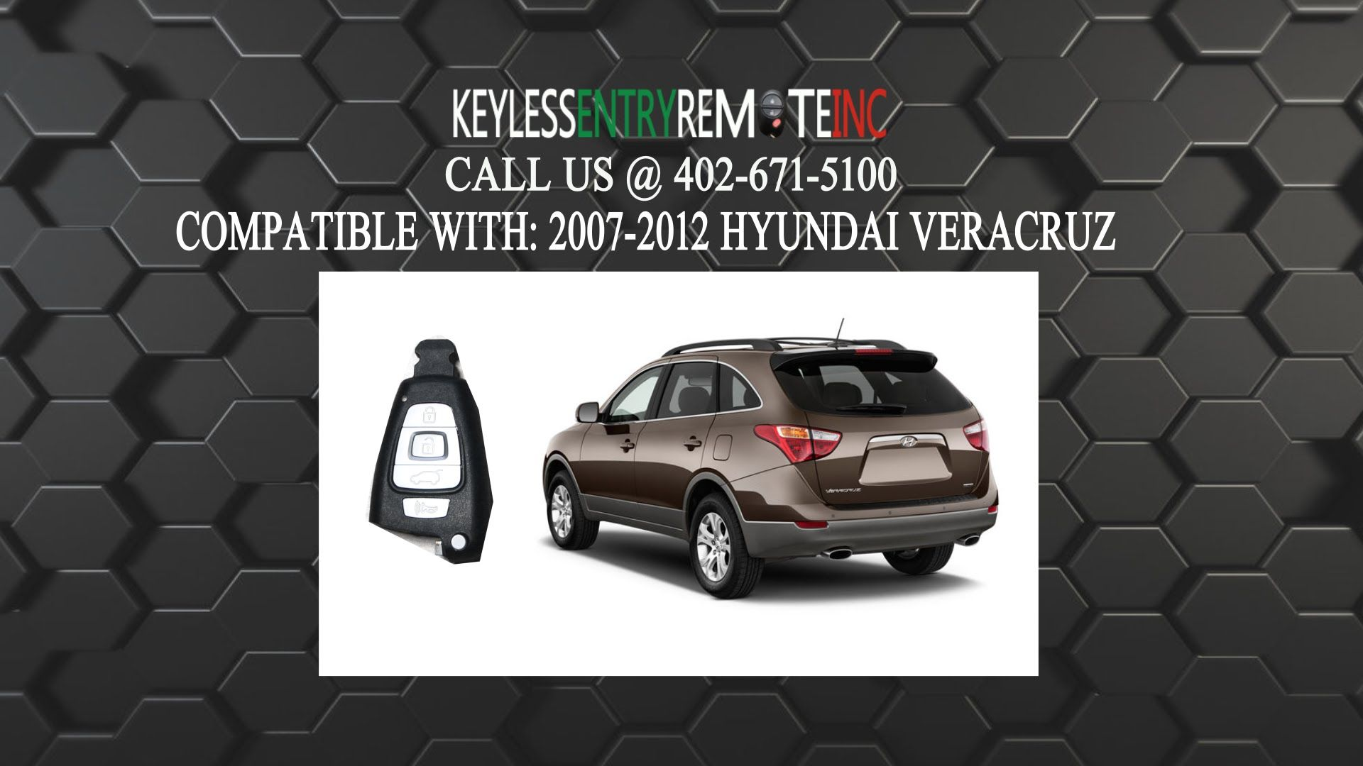 How To Replace Hyundai Veracruz Key Fob Battery 2007 2008 2009 2010 2017