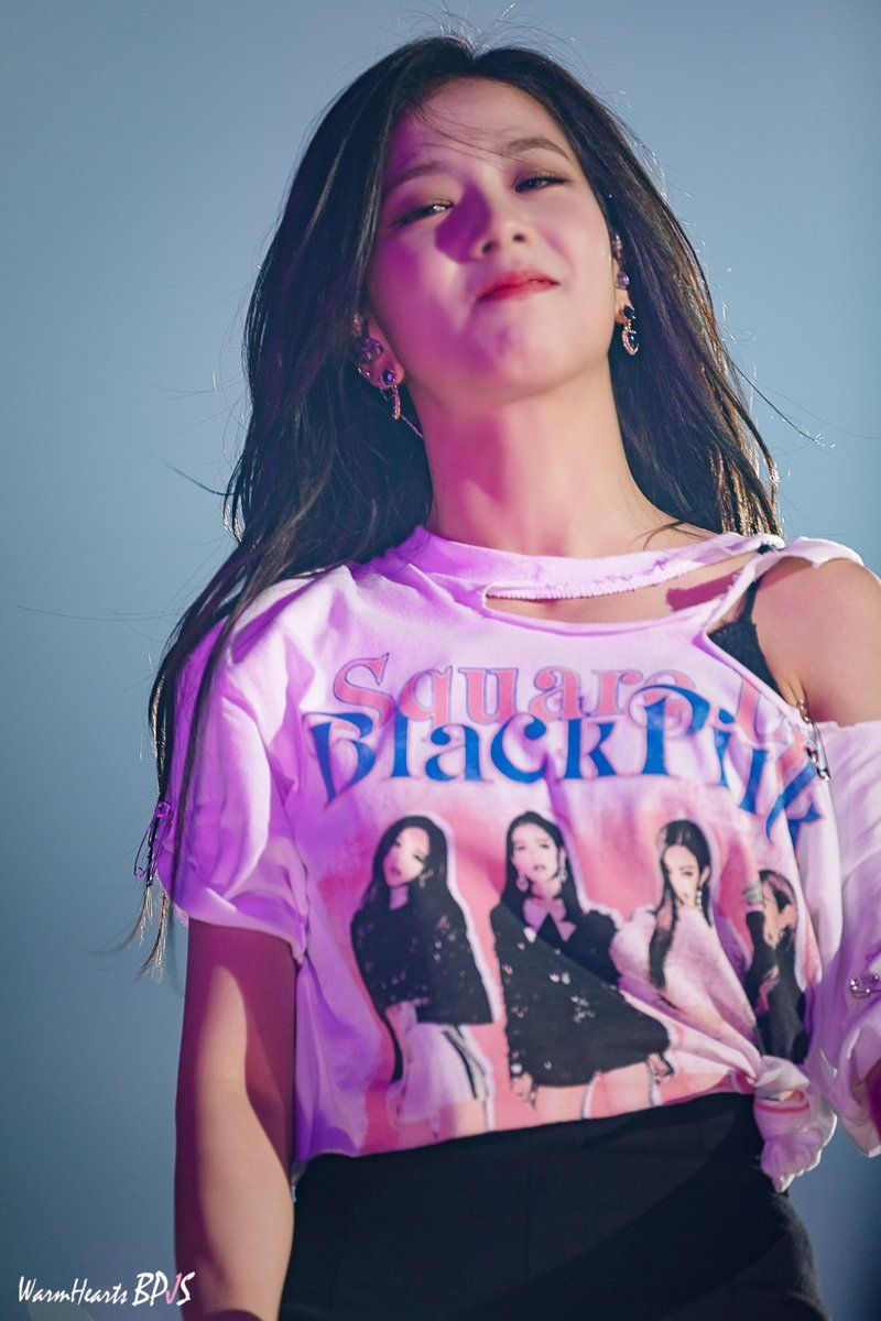 181111 BLACKPINK's 'IN YOUR AREA' Concert Seoul - Day 2