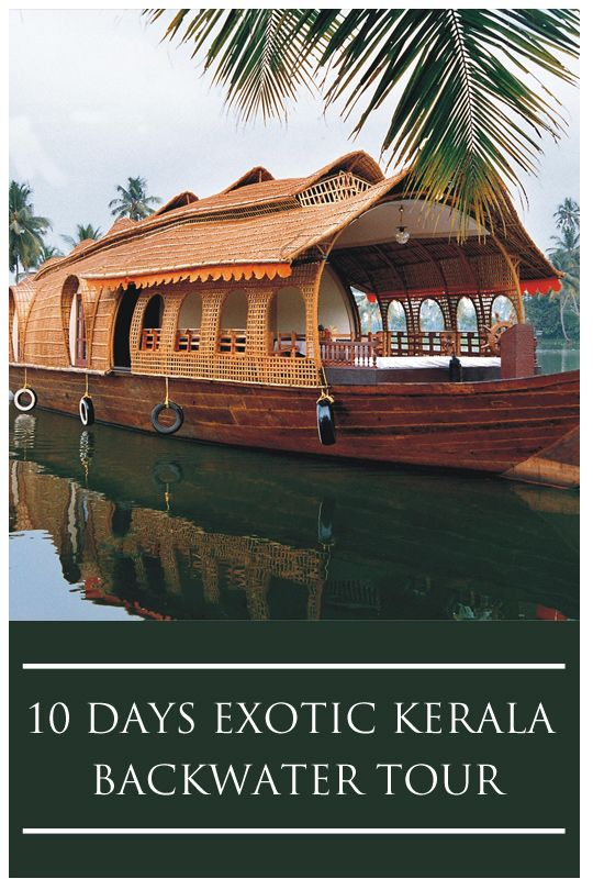 Book now our amazing Exotic Kerala Backwater Tour of 10 days at Reasonable Price. Link given above #noblehousetours #travel #tourpackage #kerala #adventure #keralabackwaters #keralatourism  #india #backwaters #travelgram #keralagram #keralaphotography #keralatourism #incredibleindia  #placestovisit #adventure #explore #traveldiaries #travelling