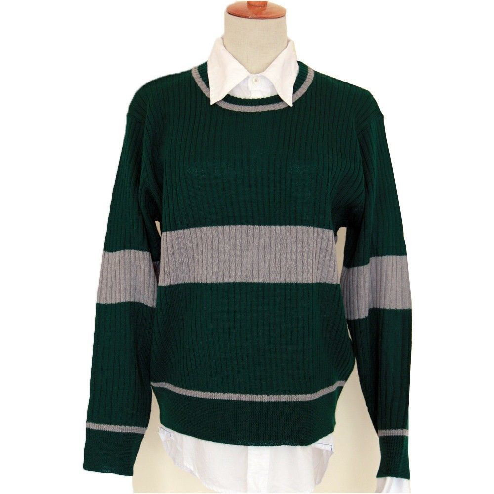 US $47.99 |Harry Potter Slytherin Quidditch Knitte