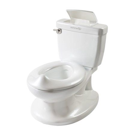 Summer Infant My Size Potty White Potty Training Toilet Baby