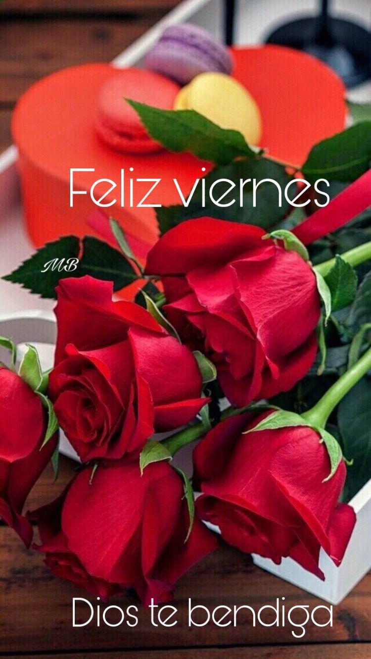 Feliz Viernes Happy Wishes Feliz Beautiful Print