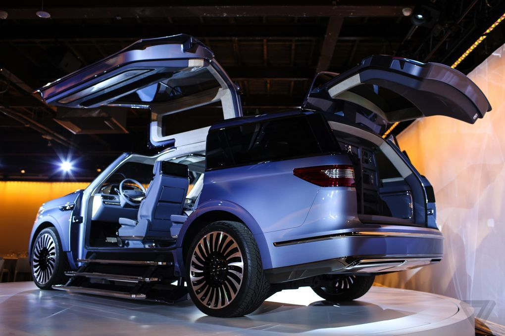 2018 lincoln navigator concept. simple 2018 inside 2018 lincoln navigator concept