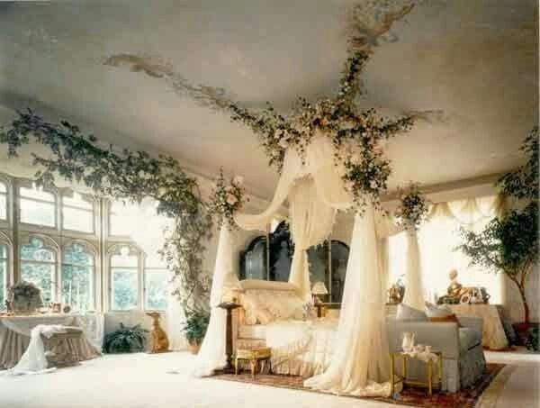 So romantic. Fairytale-like