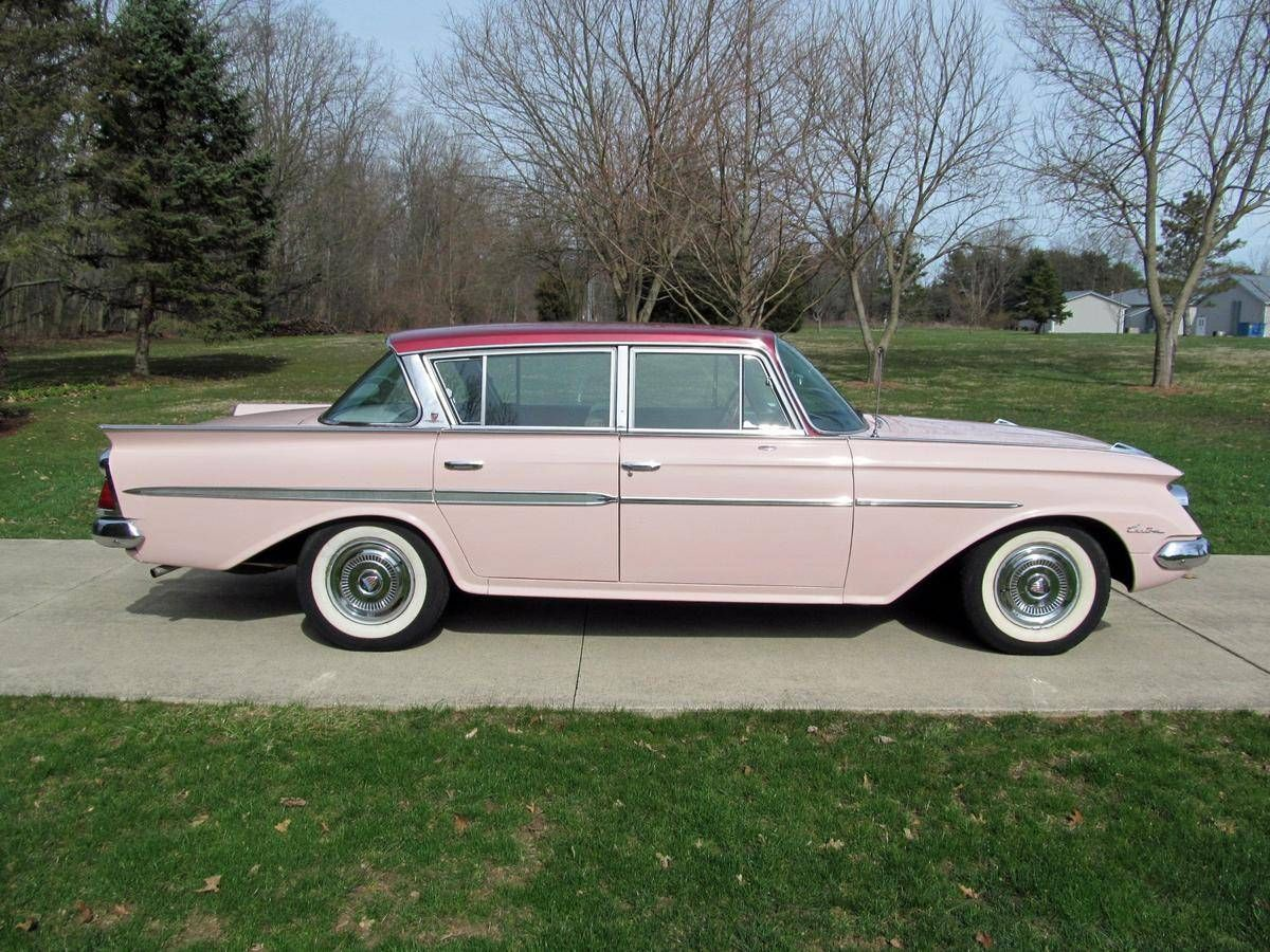 1961 Rambler Ambassador For Sale 2102282 Hemmings Motor News