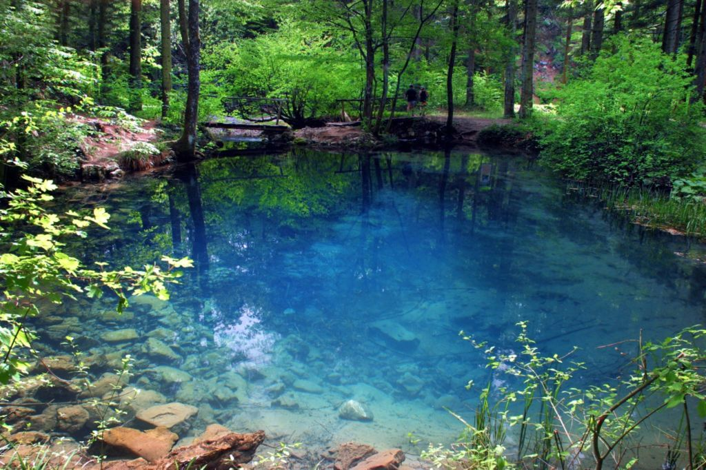 Cheile Carașului și Parcul Național Semenic FOTO