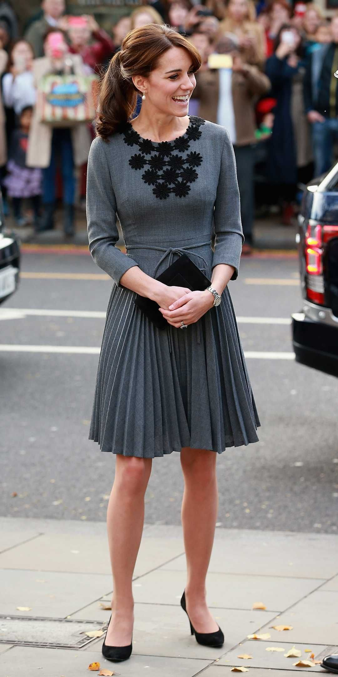 Duchess Kate Back To Looking Elegant Fashion Mishap Forgotten Casual Day Outfits Duchess Kate Kate Middleton