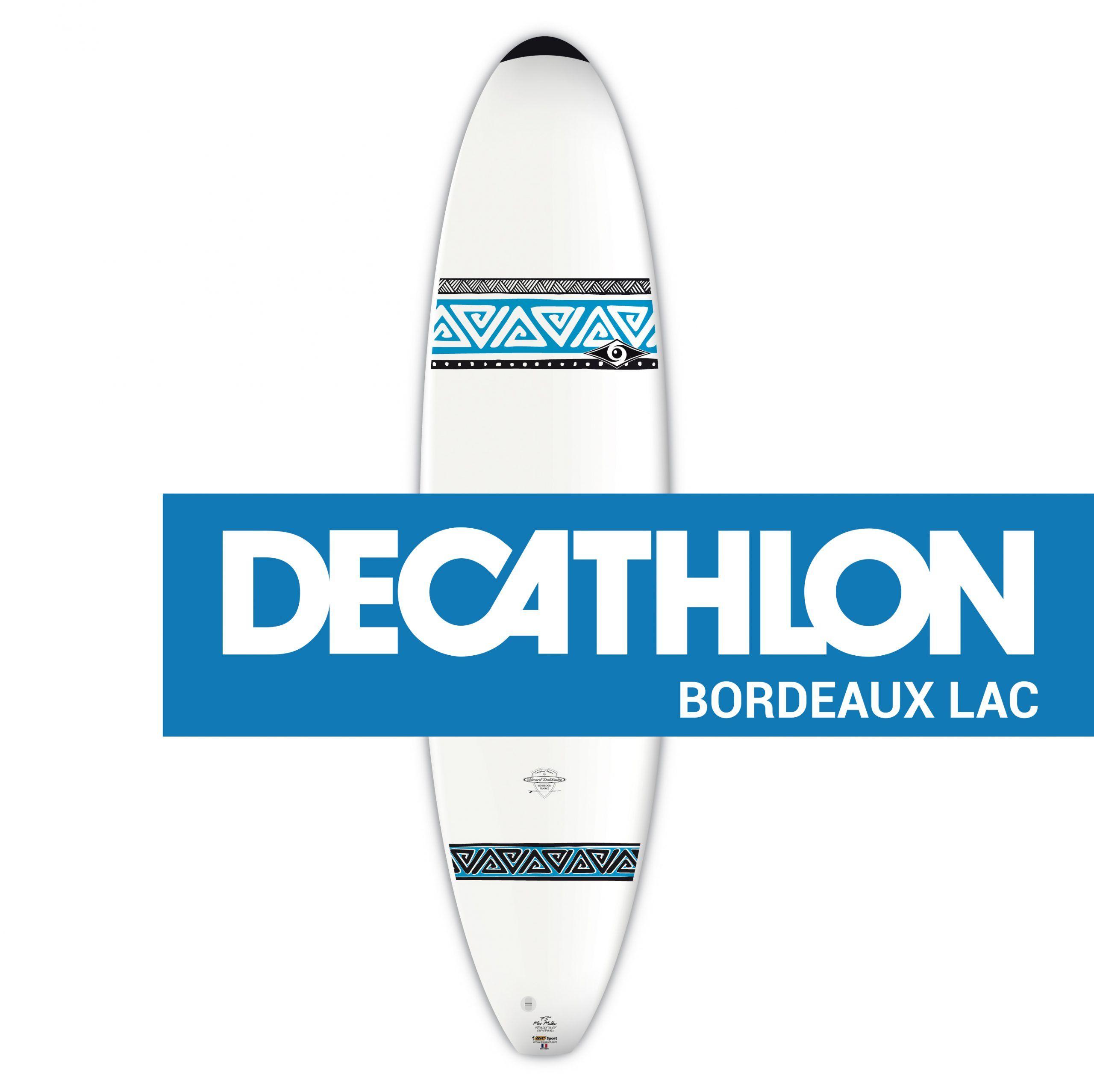 Decathlon Bordeaux Lac Location Surf Bic 7 3 En 2020 Avec Images Decathlon Lac Construction