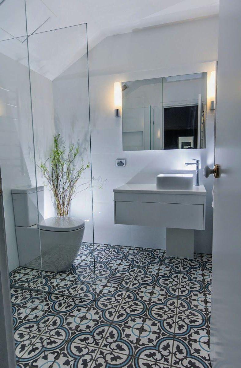 Contemporary Eclectic Bathroom Modern Bathrooms On Pinterest ...