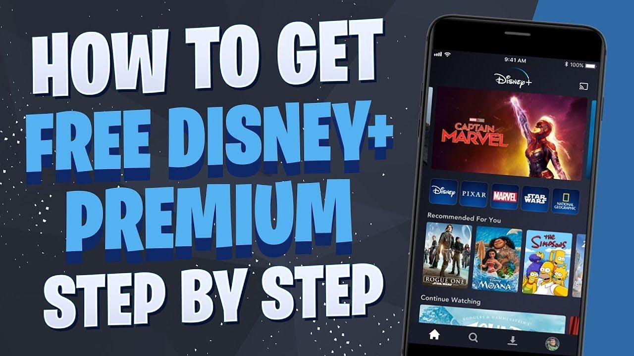 Visit The Link In First Comment Watch And Learn How To Get Free Disney Premium Membership In 2020 In Disney Plus Disney Free Disney Movies Free