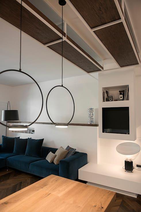 Ristrutturazione Appartamento 100 mq a Roma House design