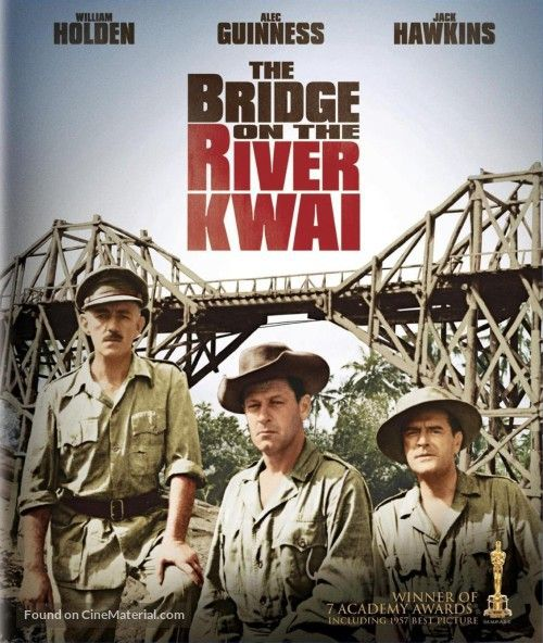 The Bridge On The River Kwai Full Movies Online Free Good Movies Bridge