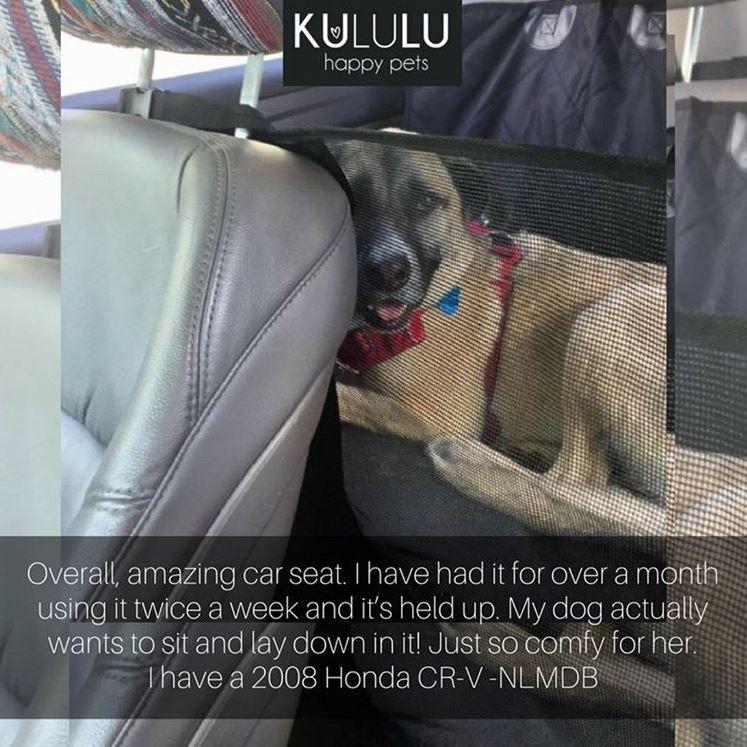 Pin on Kululu Pet Seat Cover Reviews