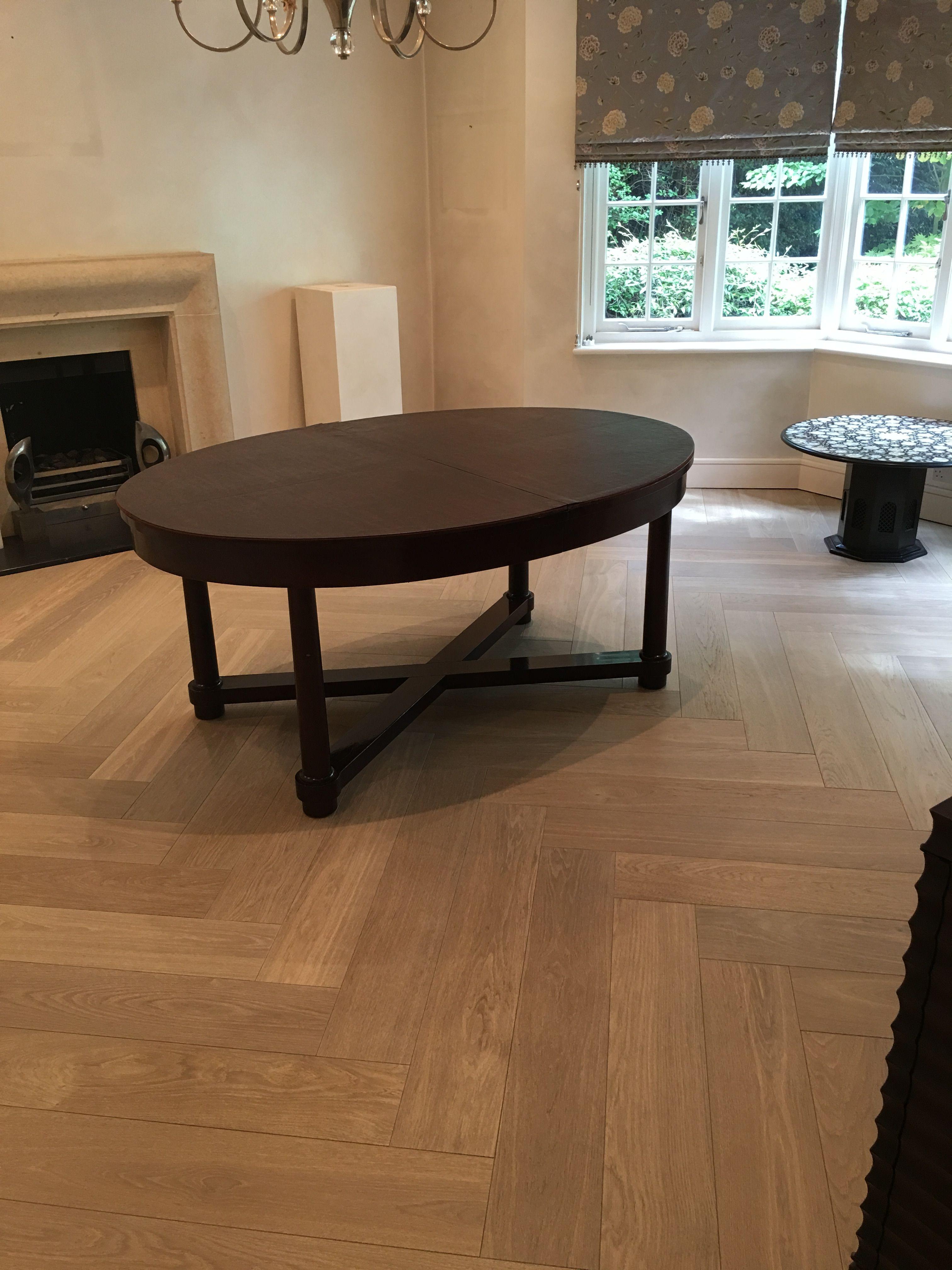 Pin by Wooden Floors UK on Herringbone Wood Flooring
