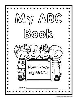 Abc Coloring Book Printables By Linda S Loft For Little Learners Teachers Pay Teachers Abc Coloring Abc Coloring Pages Abc Printables
