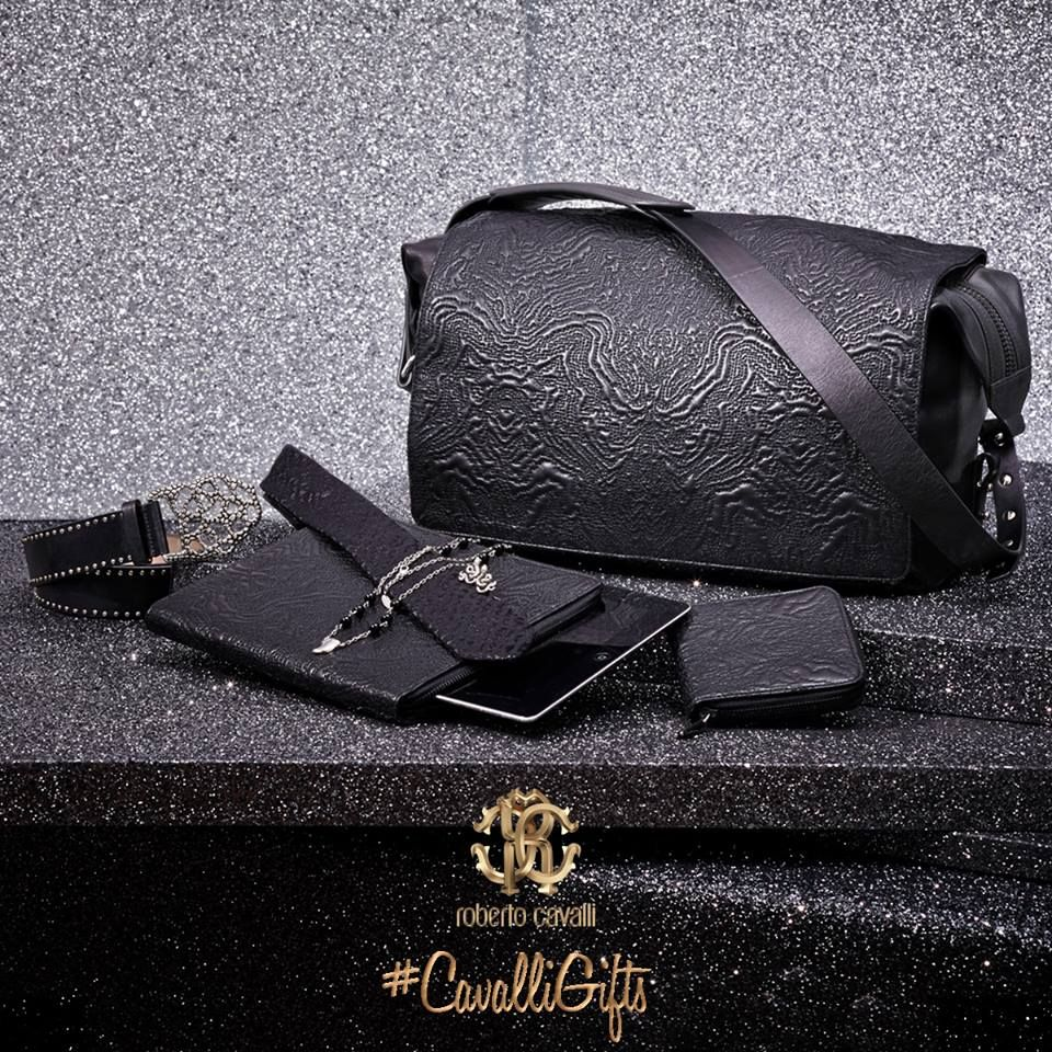 Here are The Luxury Essentials for the #RobertoCavalli gentleman. Very stylish indeed! #CavalliGifts