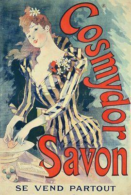 J. Chéret - Cosmydor Savon - 1891 - next picture