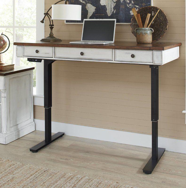 Chmura adjustable standing desk sit stand desk
