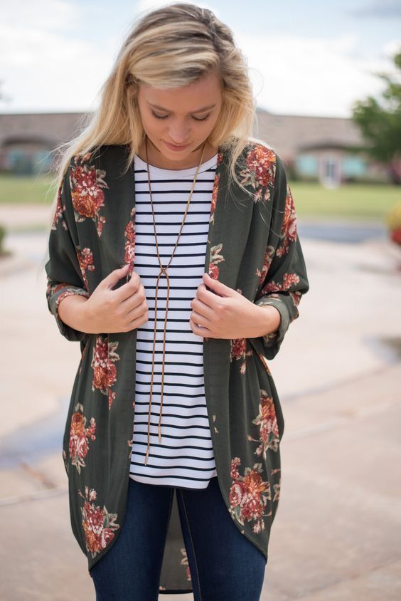 11c0bda24d33c6 A best selling cardigan is now available in a print that is absolutely to  die for! We promise these won't last! Great layered over a striped Piko top  or ...