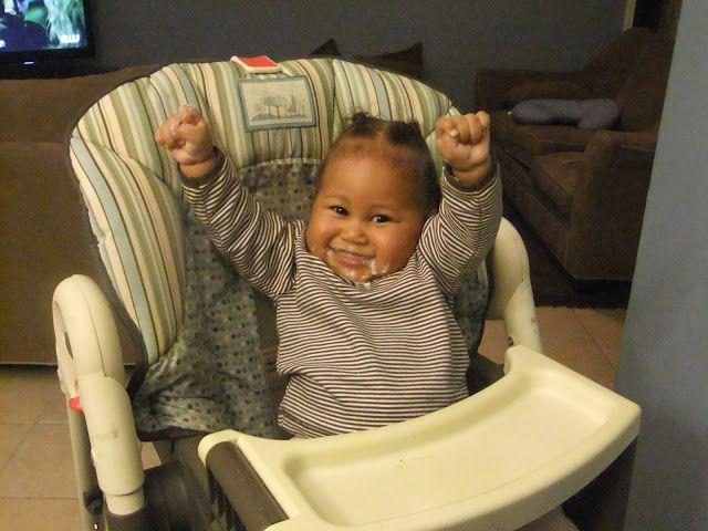 Cute Kid- Baby vs.. Oatmeal
