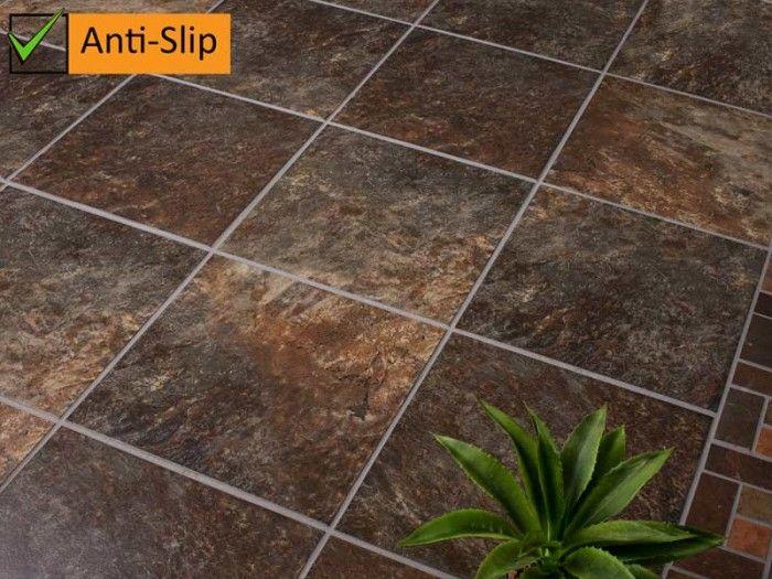 Kilimanjaro African Slate Anti Slip Floor Tile Stone Look Tiles