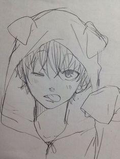 anime anime chicos Técnicas Simples Para Desenhar Super Bem