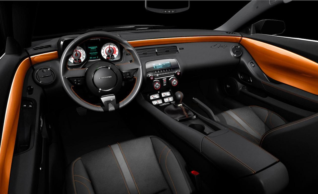 Sema chevrolet camaro dale earnhardt jr concept interior photo 235555 s 1280x782 jpg 1280 782 new muscle car era pinterest dale earnhardt