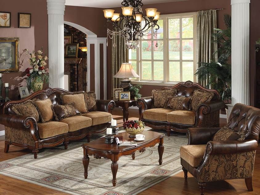 Superior Classic Furniture For Formal Living Room