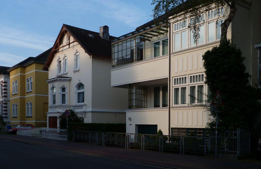 Die Oldenburger Stadtviertel - Deutsches Architektur-Forum