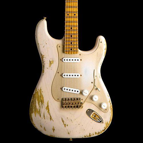 Fender Custom Shop Limited Edition Golden 1954 Heavy Relic