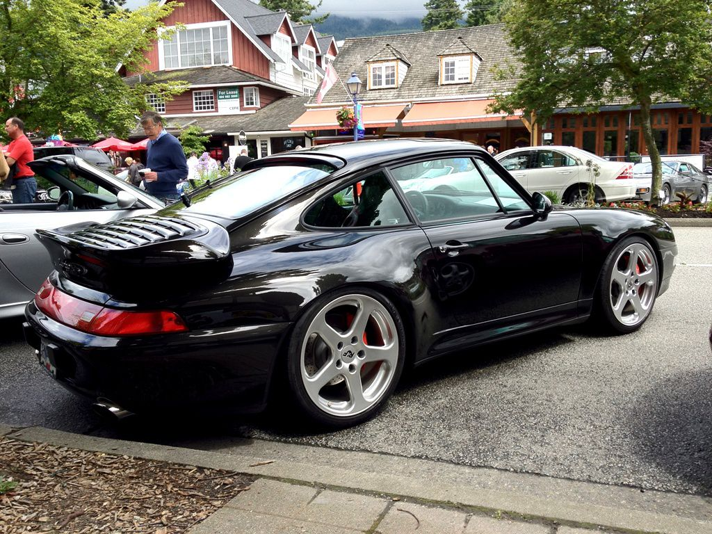 Porsche 993 Turbo With Ruf Replica Wheels Everyday993