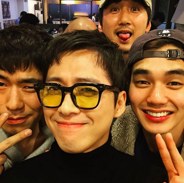 Namgoong Min & friends