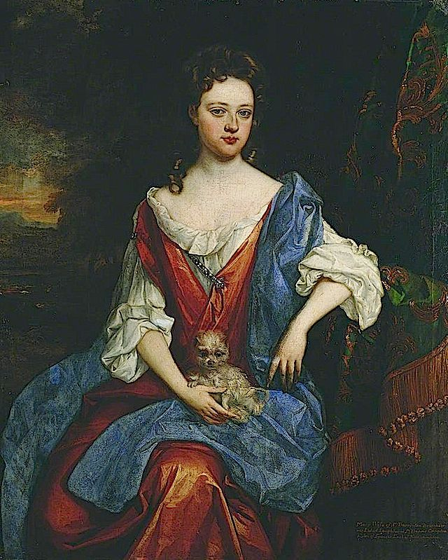 Mary Lady Barrington Bourchier D 1700 Attributed To Willem Wissing Art Gallery Portrait Art Art
