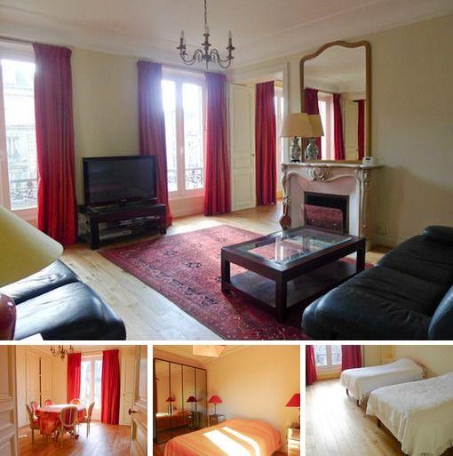 Place De Wagram   Paris   2 Bedroom Apartment For Rent | 3000 U20ac/