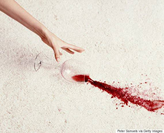 10 Household Crises You Can Solve With Salt Red Wine Stains Red Wine Spills How To Clean Carpet