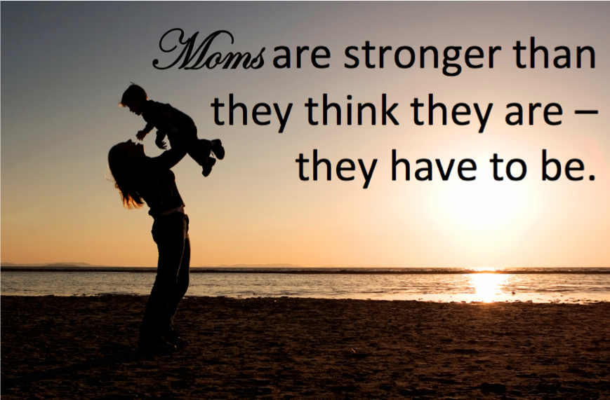 Are you a strong mom?