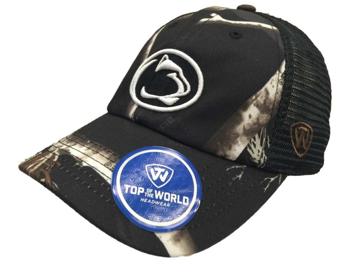 New State College Lions adjustable strapback baseball trucker Hat Cap