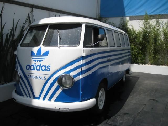 Combi Adidas Mexico DF