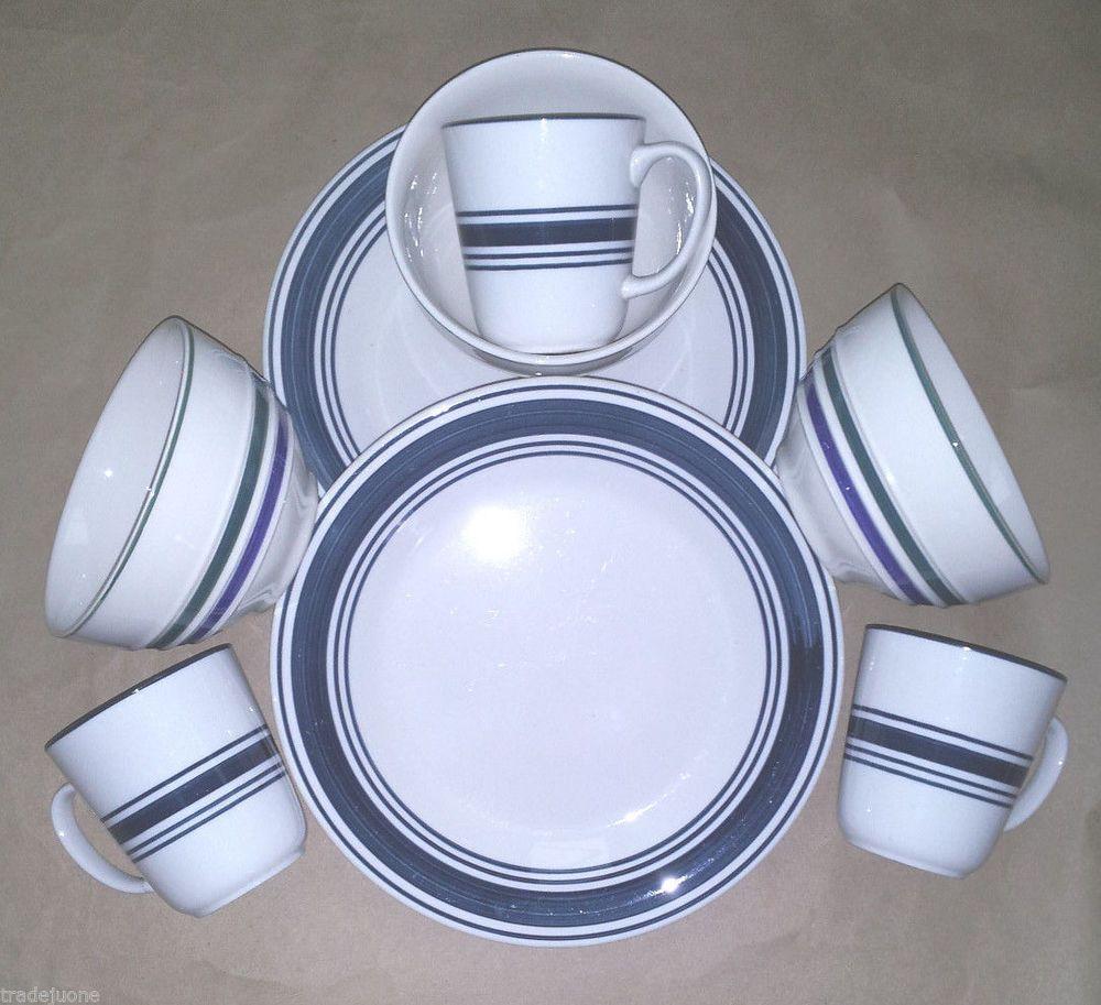 Mainstays Dishes Dinnerware & Walmart Mainstays Ellenton ...