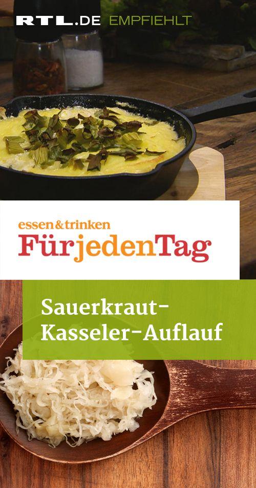 Photo of Sauerkraut Kassel casserole