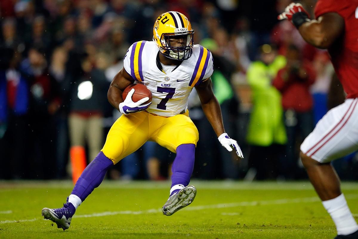 College Football Top 5 Running Back Rankings Heading into
