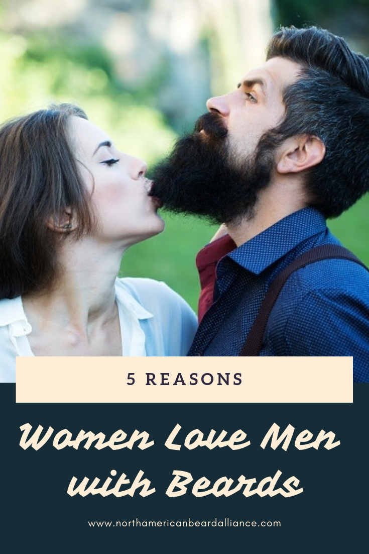 HEIDI: Women who love men with beards