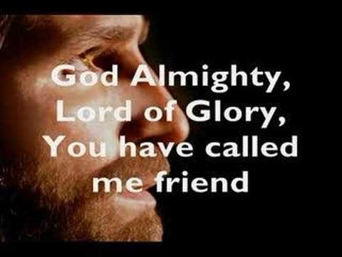 Chris Tomlin - Friend of God