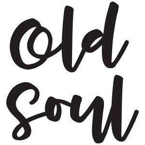 Silhouette Design Store: Old Soul