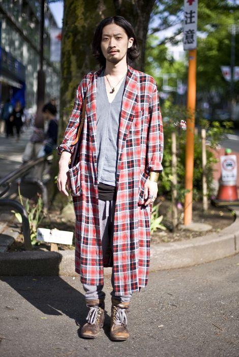 Satoshi Tokyo Street Fashion Street Peeper Global