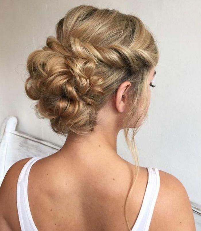 Beste Frisuren Frauen Elegant