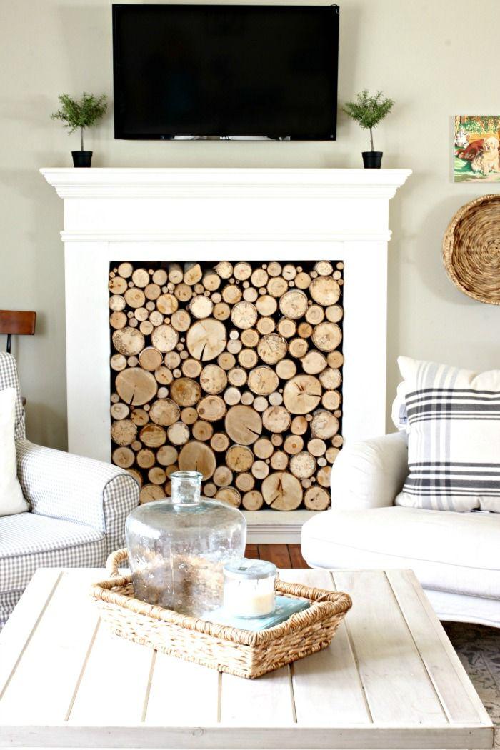 spring home tour home pinterest haus wohnzimmer und wohnen. Black Bedroom Furniture Sets. Home Design Ideas