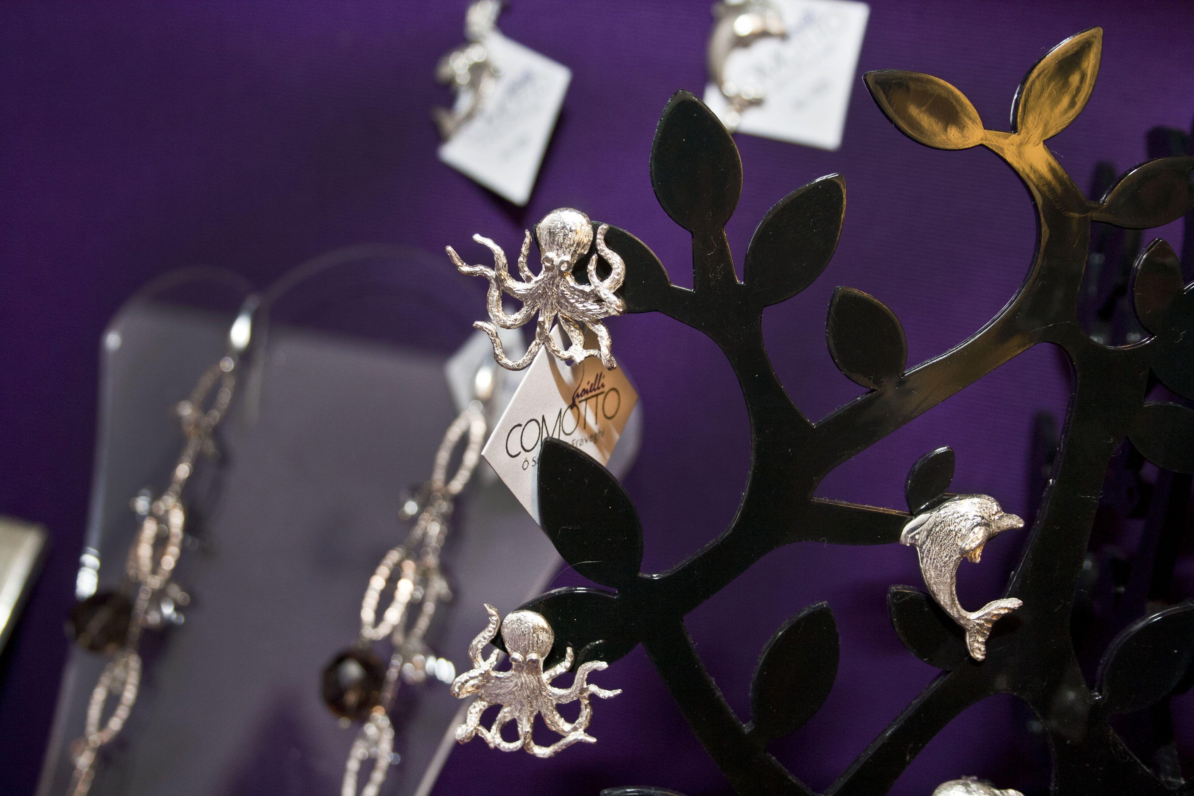Polpetti d'argento - Comotto gioielli